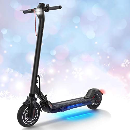 Electric Scooter Adult - 350W Motor,APP Control,LCD Display,Max Speed 25KPH,3 Speed Mode,Foldable E-Scooter 25KM Long Range,8.5'' Honeycomb Tire,Lightweight Electric Kick Scooters for Adult and Teens…
