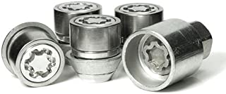 20NM101067 Precision 20 x Chrome Alloy Wheel Nuts for Ḿazda RX-8 Part No