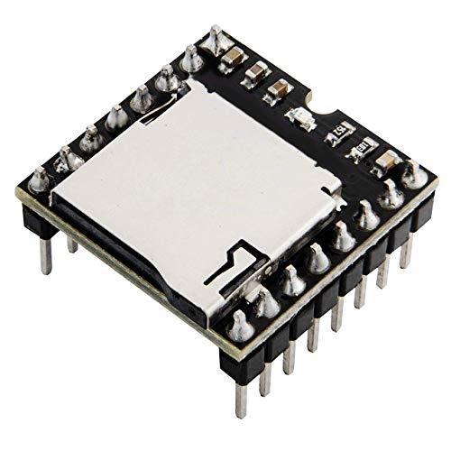 DollaTek TF Karte U Disk Mini MP3 Player Audio Voice Modul Board für Arduino DFPlay