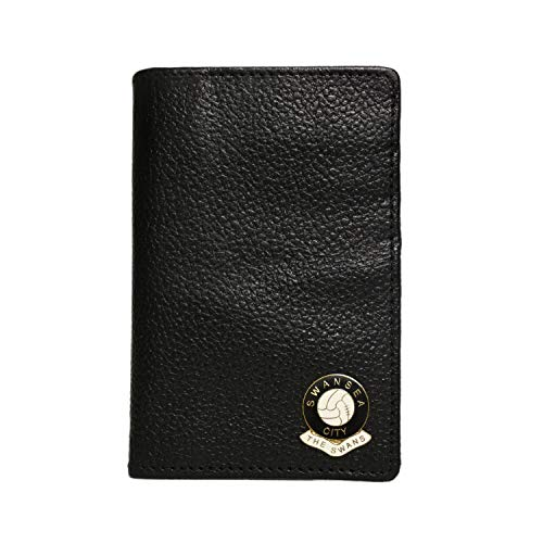 Swansea City Football Club Leather Credit Card case