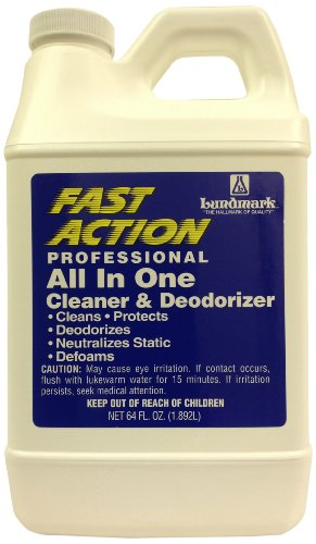 Lundmark Wax-Fast Action FAS-6204F64-6 All-in-One Carpet Cleaner and Deodorizer, 64-Ounce