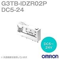 オムロン(OMRON) G3TB-IDZR02P (20個入) 形G3TB I/Oソリッドステート・リレー NN