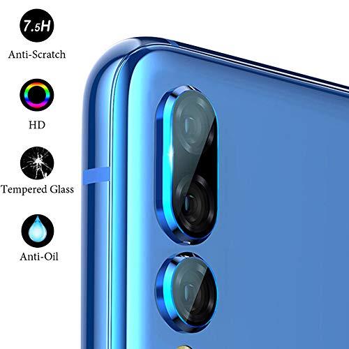 TenYll Kamera schutzfolie für Huawei Y6 Pro 2019, Hochauflösender Kamera Flexible Panzerglas Schutzfolie, Huawei Y6 Pro 2019 Schutz Kamera Linse [3 stück] - 3