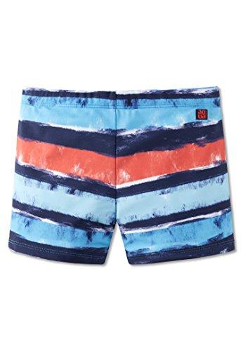 Schiesser Jungen - Teens Badehose Bade-Retro - 160618, Größe Kinder:176;Farbe:orange