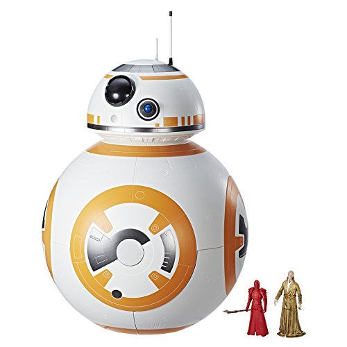 Star Wars Force Link BB-8 2-in-1 Mega Playset (Without Force Link)