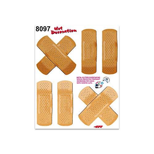 4R Quattroerre.it 8097 Sticker Aufkleber Pflaster, 13.5 x 16 cm