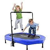 ANCHEER Sports Trampoline pour Deux Enfant...