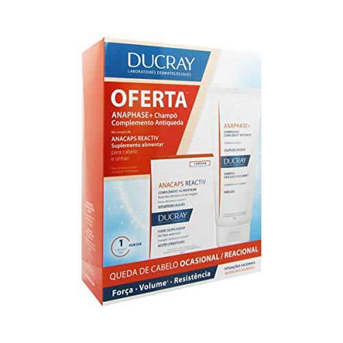Ducray Pack Anacaps Reactiv 30 Kapseln + Anaphase Shampoo 200ml