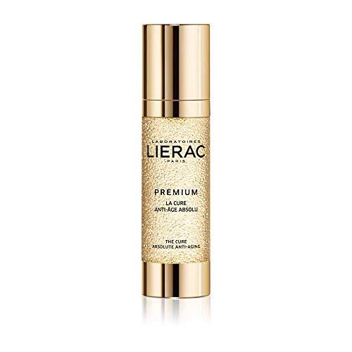 Lierac Premium La Cure Shot Di Giovinezza Anti Età con Acido Ialuronico, per Tutti i Tipi di Pelle, Trattamento Intensivo, Formato da 30 ml