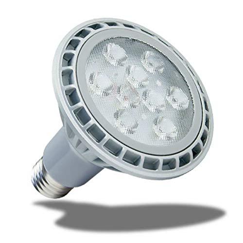 Isolicht E27 PAR Reflektorlampe - E27 Sockel LED Leuchtmittel PAR30 Strahler, 230V, 11W, 30°, 3000K - warmweiss, dimmbar