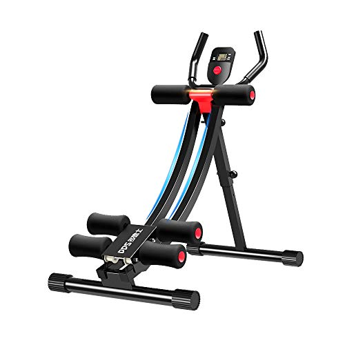 Txdt Fitness-Ausrüstung ideal für Cardio-Ecercise-Workout, Heimtrainer, Bauchmuskeltrainer