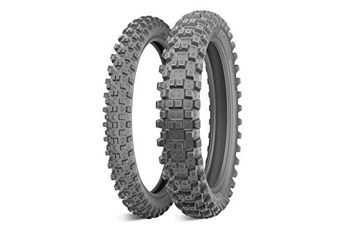 Par de neumáticos Cross Michelin Tracker 90/90-21 120/90-18 DOT 2018