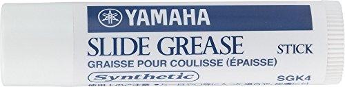 ヤマハ YAMAHA スライドグリス スティック SGK4  グリス皮膜により気密性を保持、 錆や摩耗を防ぐ防錆剤を添加