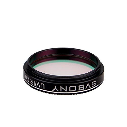ILS - 1.25 UV/IR Blockfilter Zuschnitt Infrarotfilter CCD Kamera