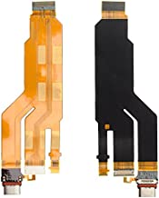 BisLinks for Sony Xperia XZ F8331 F8332 USB Charging Dock Port Connector + LCD Flex Cable Replacement