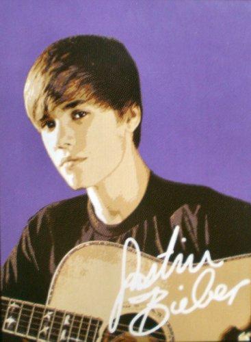 Justin Bieber Strings Super Soft Royal Plush Twin Size Blanket 60'x80'
