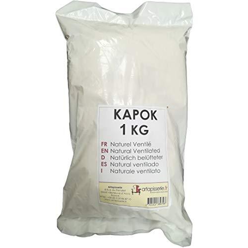 Kapok Imbottitura Fibra Vegetale Puro 1Kg