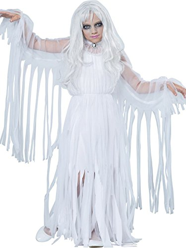 California Costumes Girls Ghostly Girl...
