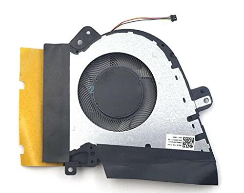 HuiHan Reemplazo para ASUS ROG Zephyrus GX502 GX502GW GX502LWS GU502LWS 12V 1A CPU y GPU Ventilador de refrigeración (GPU)