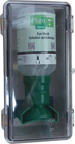Plum Plus Rinse 46501 Mini Eyewash Station, 8