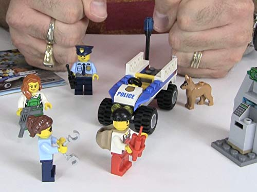 Clip: Lego City Police Starter Set Unboxing And Build