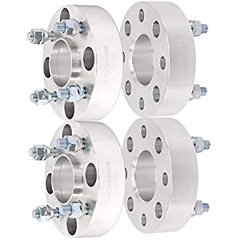 ECCPP 4X 4 Lug HUB Centric Wheel SPACERS ADAPTERS 4x114.3mm to 4x114.3mm 66.1 CB 12x1.25 1.5  fits for Infiniti M30 G20 for Nissan Cube Stanza for Nissan Sentra Versa Cube