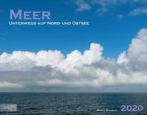 Meer 2020 Großformat-Kalender 58 x 45,5 cm: Nordsee und Ostsee | Wandkalender
