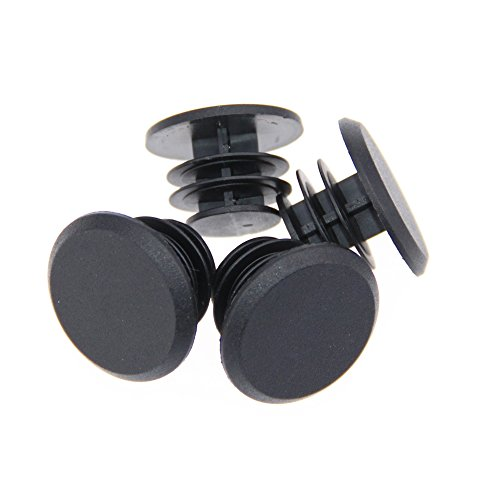 CAMVATE 4 Pieces Handlebar Bar End Plugs Caps ATB MTB Bungs for Bike Bicycle Cycle Camera Grip
