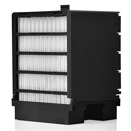 Hisome Air Ersatzfilter, Filter Ersatz, Air Cooler Filter, Mini Luftkühler Filter, Waschbarer Arctic Air Ersatzfilter Ersatzfilter für Mini Luftkühler Ventilator und Mini Mobil Klimageräte