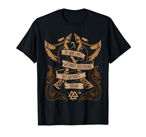 Norse Mythology Fans Shirt Best Gift Viking T-Shirt