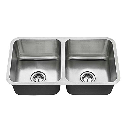 American Standard 18DB.9321800T.075 Undermount 32x18 Double...