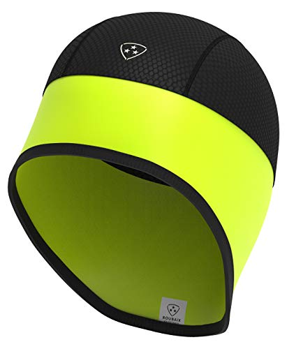 Deportes Hera Gorro Térmico de ciclistasThermo-Stretch Gorro para Moto, Esquí Senderismo Snowboard, Ropa Ciclismo