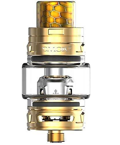 Smok TFV12 Baby Prince Baby Tank Vaporizer Zerstäuber 4.5ml/2ml(100% Original) Ohne Nikotin Ohne Tabak (Gold, 4.5ml)