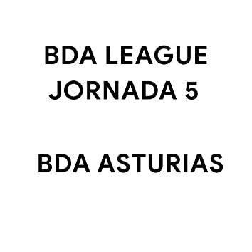 BDA League (Jornada 5)