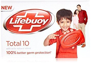 Lifebuoy Total Soap 120 Gramm Einheit (12er Pack)