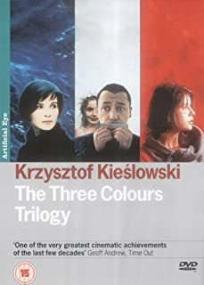 Three Colours Trilogy [DVD] (B0001MIQXU) | Amazon price tracker / tracking, Amazon price history charts, Amazon price watches, Amazon price drop alerts