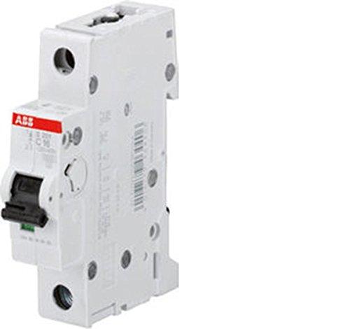 Abb S201L C25 Interruttore Automatico 4.5Ka 1P, White