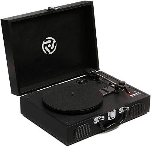 Why Choose Numark PT01 Touring Suitcase Turntable (5-pack) Value Bundle