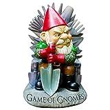 TotalCadeau Gnome Gartenzwerg unter dem Thema Game of Thrones