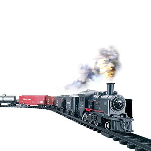 OVERWELL - Züge für Modelleisenbahnen in As Shown, Größe 77 x 48,5 x 7,5cm