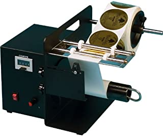 automatic label applicator machine for bottles