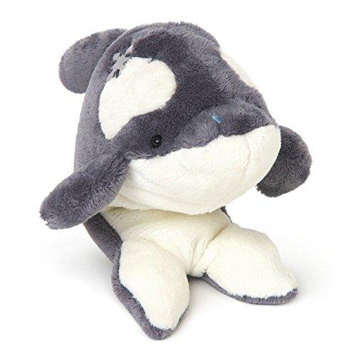Me To You Blue Nose Friend - Peluche a Forma di Orca Hugo, 10 cm