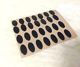 Generic 20 pcs Replacement Mouse Skates / Mice Feet For Logitech MX518 Mx500 / Mx510 / Mx700 / Mx900 ( (Dimension: 8.5mm X 5mm X0.6mm))