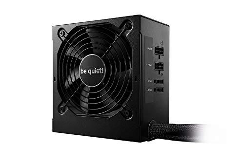 be quiet! System Power 9 | 500W CM unité d'alimentation d'énergie 20+4 pin ATX ATX Noir