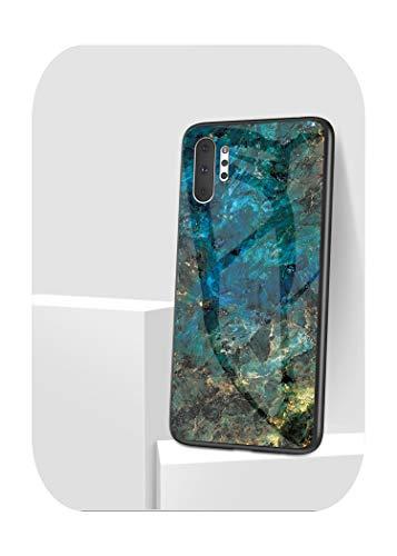 Phonecase - Carcasa de cristal templado para Samsung Galaxy J8 J7 J6...