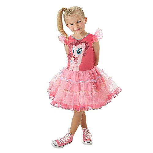 Rubie\'s 3620098 - MLP Pinkie Pie Deluxe - Child, Action Dress Up