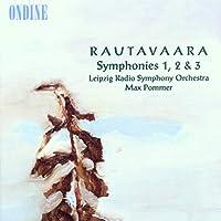ラウタヴァーラ:交響曲第1番 - 第3番