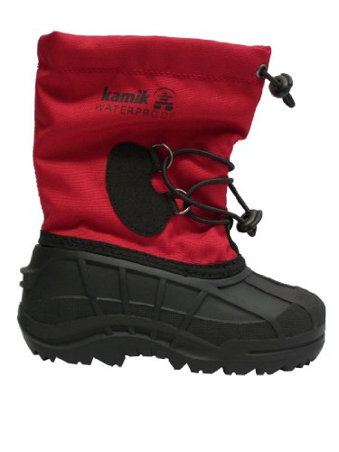 KAMIK Kinder Boots / Stiefel SOUTHFROS2 rot: Größe: 31