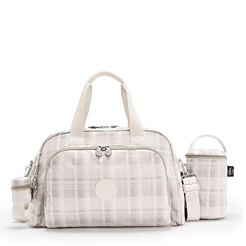 KIPLING Baby Bags CAMAMA Soft Plaid