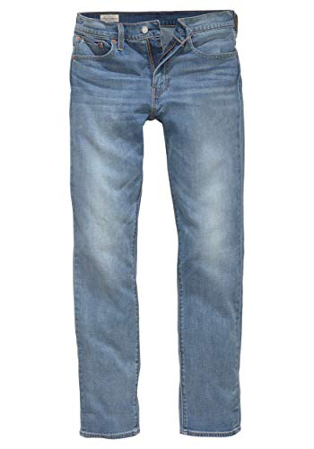 Levi's 511 Slim Fit Vaqueros, Aegean Adapt, 34W / 32L para Hombre